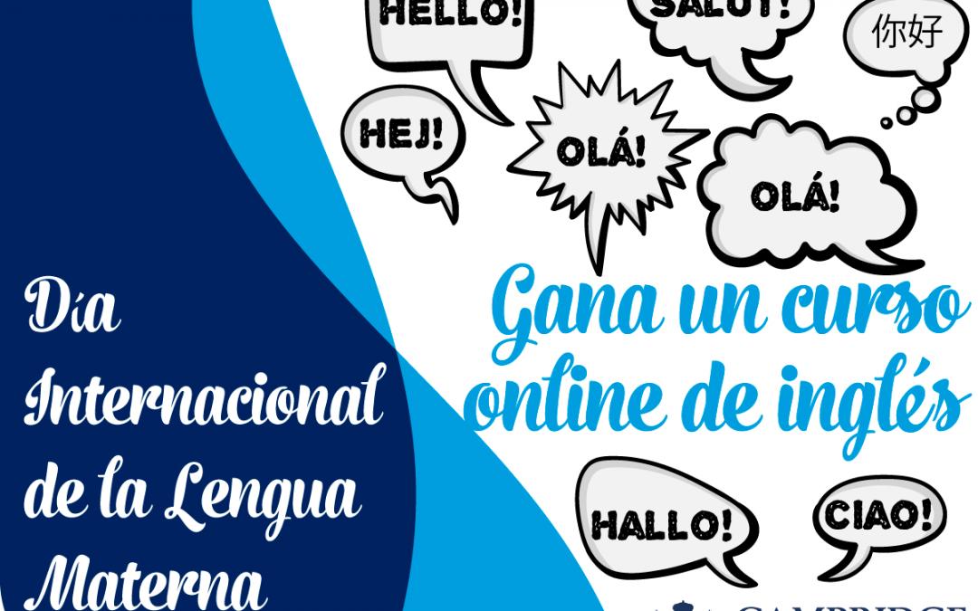Concurso 'Día Internacional de la Lengua Materna' en Instagram