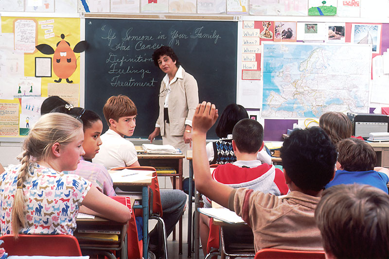 La inmersión lingüística en las aulas de Infantil y Primaria