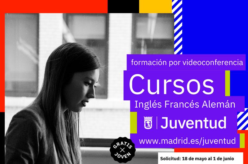 Cambrige Institute impartirá nuevamente los cursos de verano para jóvenes del Ayuntamiento de Madrid